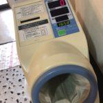 ほっと整体整骨院の血圧計